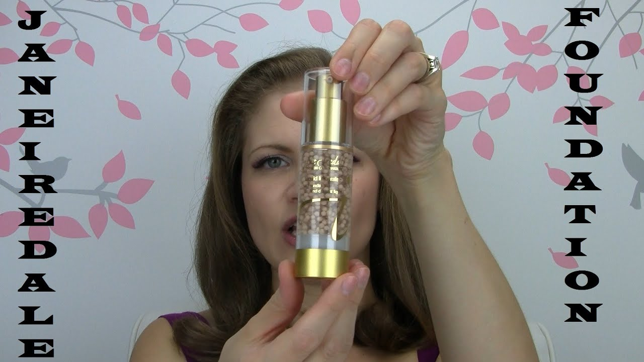Jane iredale liquid minerals foundation review demo youtube nvjuhfo Choice Image
