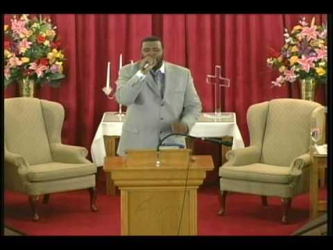 """Pastor Michael Baker-""""God Do Me A Favor"""" Whooping"""