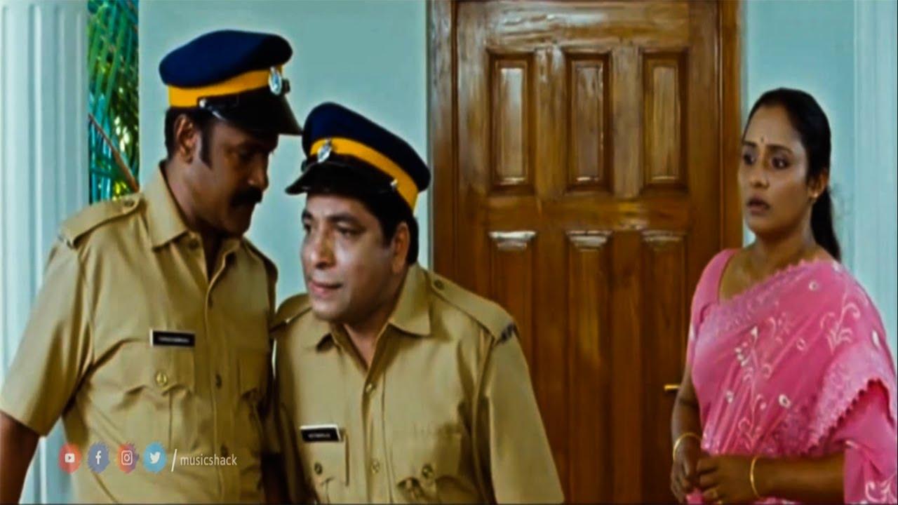 ഒരു ചുറ്റിക്കളി മണക്കുന്നുണ്ടല്ലോ   Ithu Manthramo thanthramo Kuthanthramo Malayalam Movie Comedy