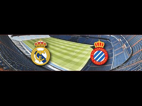 Real Madrid 1-0 Espanyol LA LIGA 18.2.2017