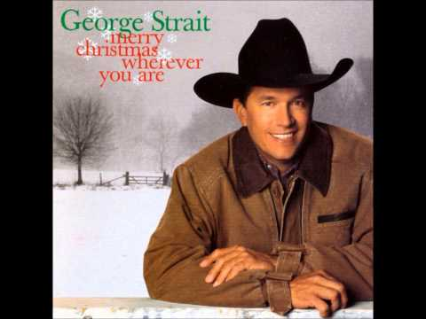 George Strait - Merry Christmas (Wherever You Are)