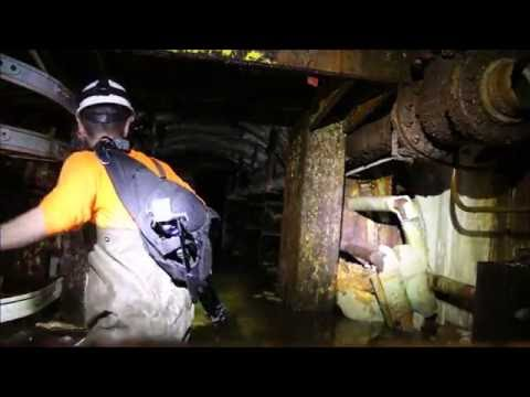 UE - Exploring Flooded Nuclear Missile Silo