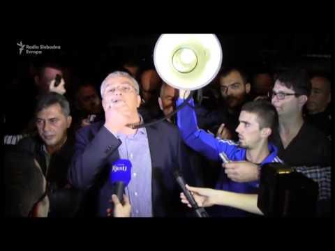 Podgorica: Protestna šetnja opozicije