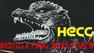 Godzilla Final Wars Toy Review