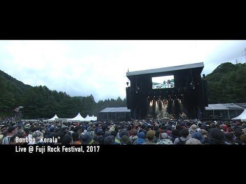 "Bonobo ""Kerala"" / Live at Fuji Rock Festival '17"