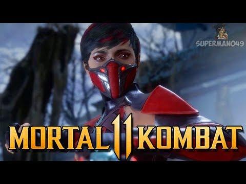 """Mortal Kombat 11: """"Skarlet"""" Towers Of Time Gameplay - Mortal Kombat 11 """"Skarlet"""" Gameplay thumbnail"""