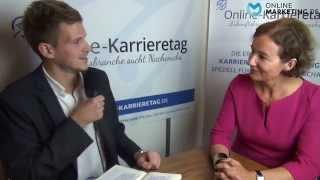 """""""An der Digitalisierung kommt keiner vorbei bei Axel Springer"""" - Sirka Laudon, Leiterin HR"""