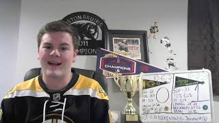 Bruins Fan Reaction - Becoming Providence - Game 19 - DAL 1, BOS 0