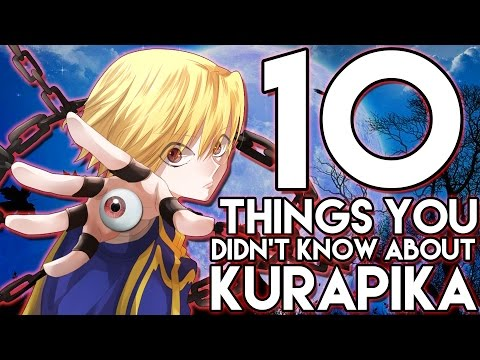 10 Things You Probably Didn't Know About Kurapika! (10 Facts) | Hunter x Hunter | HxH