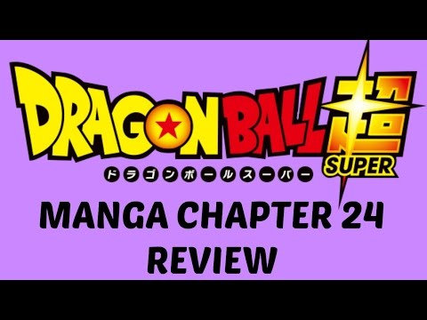 Dragon Ball Super Manga Chapter 24