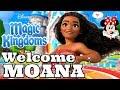 Disney Girl LIVESTREAM 🌴 WELCOME MOANA! 🌴 Disney Magic Kingdoms Game