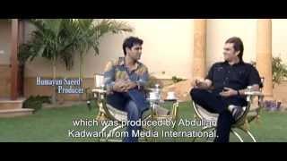 """Producers Humayun Saeed & Abdullah Kadwani discussing TV Serial """"Sarkar Sah"""""""