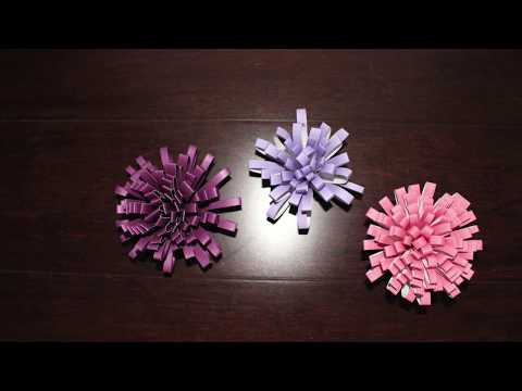 Making your own Pom pom center flowers in Design Space.