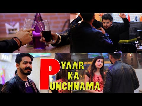 Pyaar Ka Punchnama | Funny Videos | The Rahul Sharma- YouTube