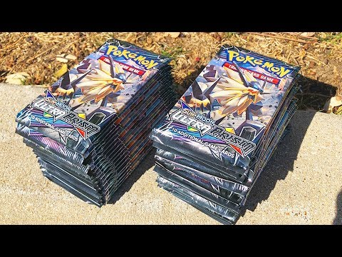 POKEMON ULTRA PRISM BOOSTER BOX OPENING!!!