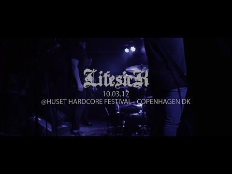 Lifesick 10.03.17 @Huset Hardcore Festival - Copenhagen DK (Multicam Full Set)