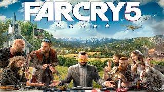 Far Cry 5 Добро пожаловать в Округ Хоуп (Все 4 трейлера)