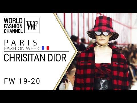 Сhrisitan Dior FW 19-20 Paris fashion week
