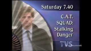 TVS trailer - Cat Squad: Stalking Danger TVS 1990