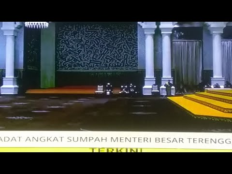Live! Installation Of State MB And Prime Minister Malaysia