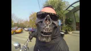 Masks for Halloween from MiniInTheBox