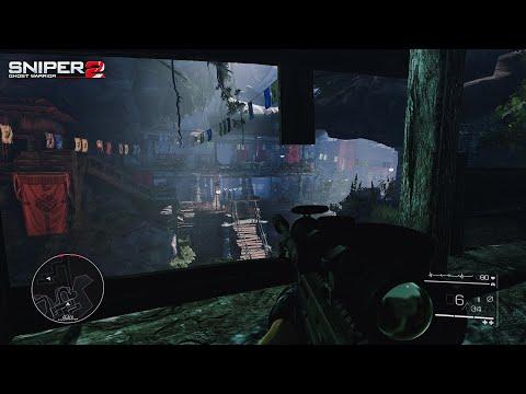Sniper: Ghost Warrior 2 Burning Bridges Mission |