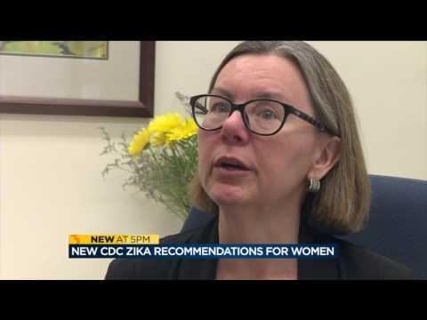 CDC issues Zika virus recommendations for pregnant women