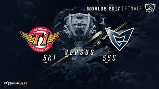 SKT T1 vs Samsung Galaxy - World Championship 2017 - Finale - League Of Legends