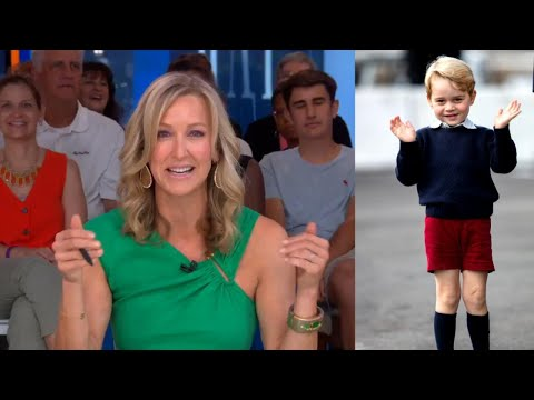 'GMA' Host Laughs at Prince George Taking Ballet