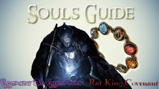 Souls Guide: Dark Souls II Rat King Covenant & Company Of Champions