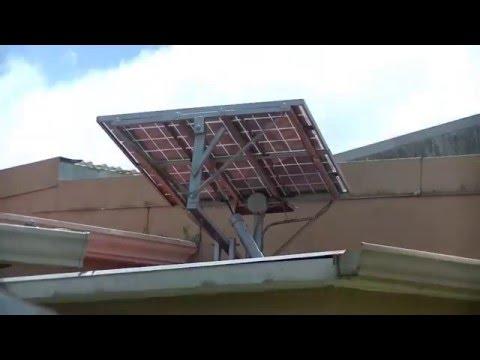 Hybrid Arduino controlled solar tracker  The simplest Solar