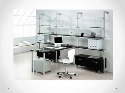 Diseño de oficinas modernas [Decoracion de interiores] - YouTube