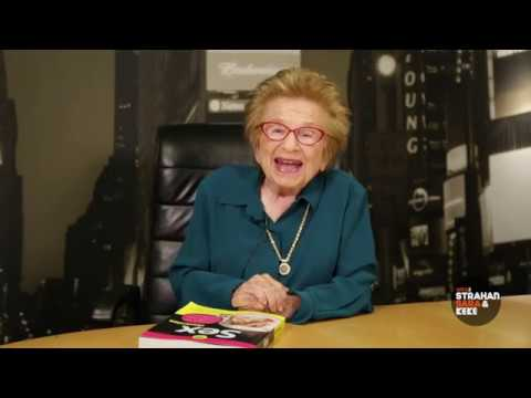 Dr. Ruth Answers The Most Googled Questions About Sex