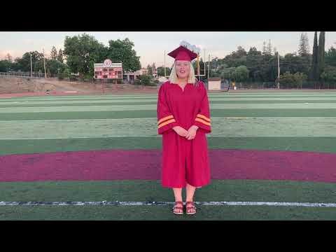Calaveras High School Class of 2020 Graduation Ceremony (Read Description for Program and Details)