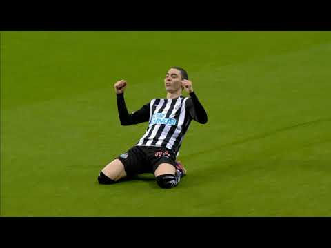 Newcastle West Brom Goals And Highlights