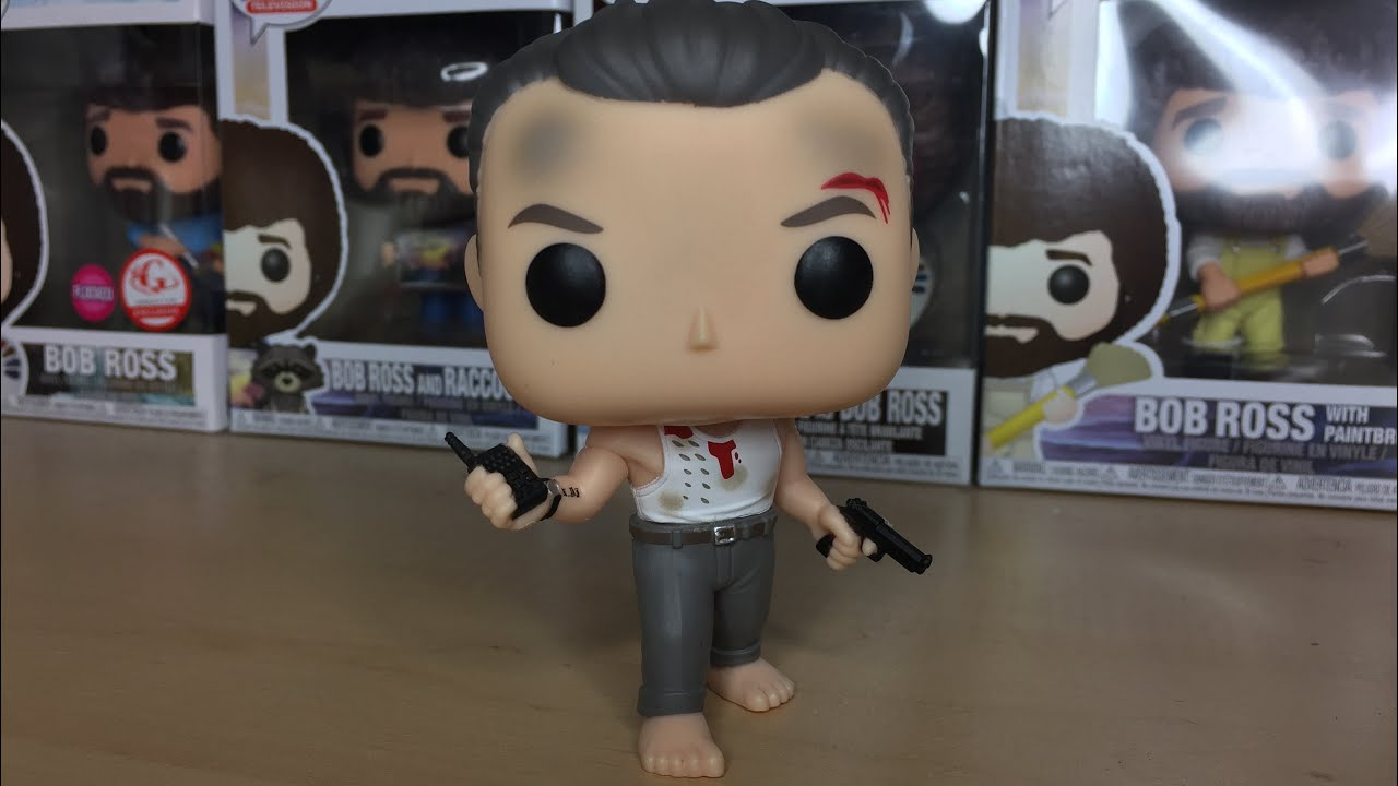 Funko Pop-Films-Die Hard-John McClane