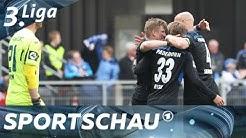 3. Liga: Paderborn gewinnt Abstiegsduell gegen Frankfurt | Sportschau