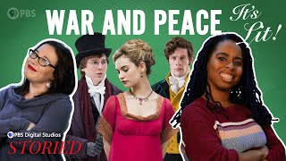 War and Peace and Everything Else (Feat. Lindsay Ellis and Princess Weekes) | It's Lit