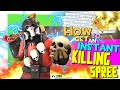 TF2 How to get an instant killing spree Epic WIN Third Degree