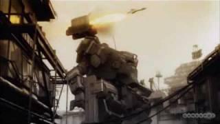 Armored Core 4 - Intro Movie