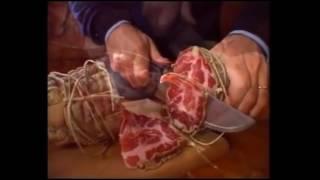 Коппа. Деликатесы из свинины. Зарубежный опыт. Италия