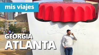 La central mundial de Coca-Cola | Atlanta, Georgia
