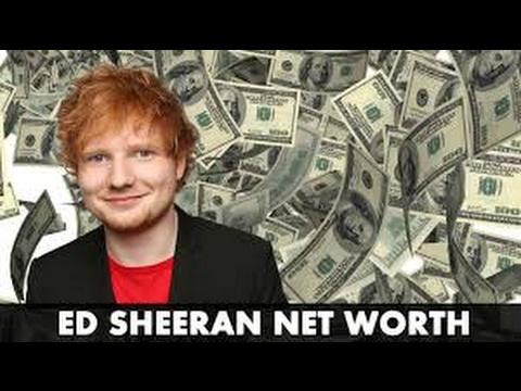 Ed Sheeran Net Worth 2018, Height And Weight