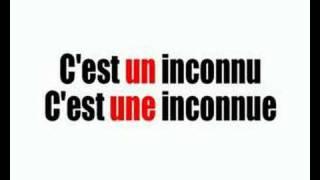 French Pronunciation - phonetique - opposition un - une