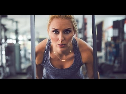 "Lindsey Vonn + TheraBand - ""Next Level"""