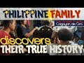 Philippine Family Discovers Their True History