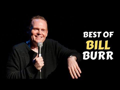 33 Minutes of Bill Burr