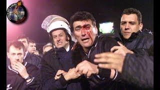 Panathinaikos-Olympiakos 2002 Riots (Ξυλοδαρμός Ευθυμιάδη) // Pyro-Greece