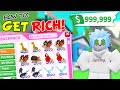 HOW TO GET RICH in Adopt Me 🤑 10 x TIPS to have your DREAM PET in Roblox Adopt Me