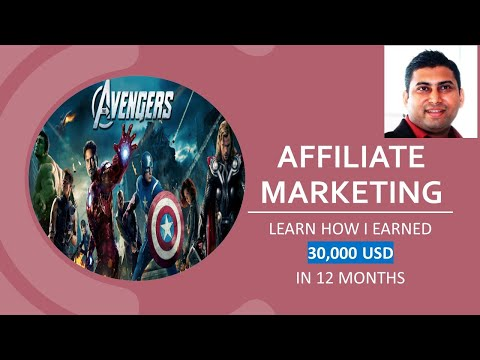 How to start Affiliate Marketing in 2019 - Make Money Online - Earn $2000 Monthly thumbnail